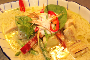 Green-Chicken-Curry