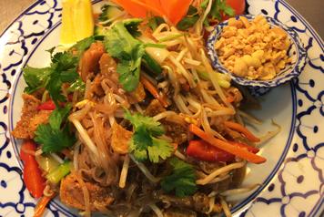 Vegetable-Pad-Thai
